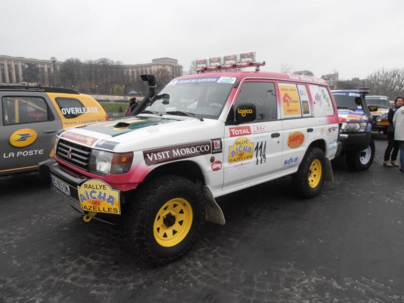 22ème Rallye Aïcha des Gazelles N°213 à surveiller P3170014