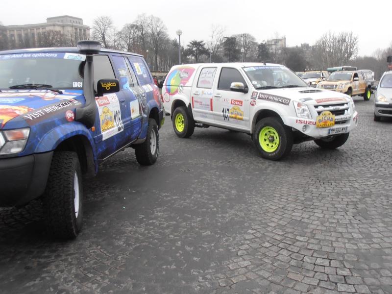 22ème Rallye Aïcha des Gazelles N°213 à surveiller P3170016