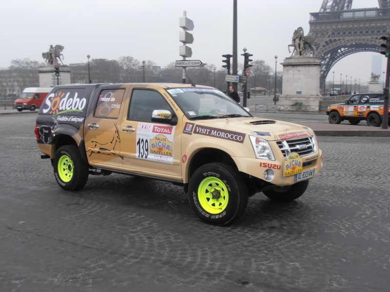22ème Rallye Aïcha des Gazelles N°213 à surveiller P3170017