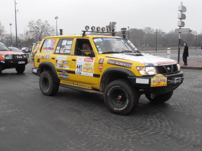 22ème Rallye Aïcha des Gazelles N°213 à surveiller P3170018