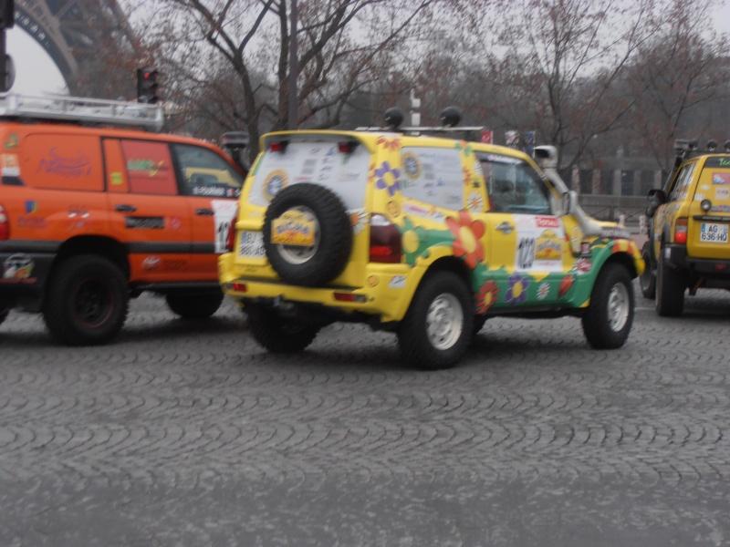 22ème Rallye Aïcha des Gazelles N°213 à surveiller P3170019