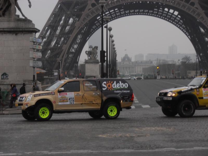 22ème Rallye Aïcha des Gazelles N°213 à surveiller P3170021