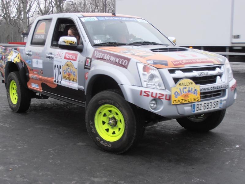22ème Rallye Aïcha des Gazelles N°213 à surveiller P3170022