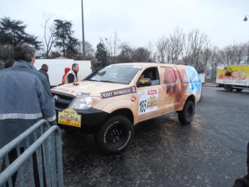 22ème Rallye Aïcha des Gazelles N°213 à surveiller P3170025