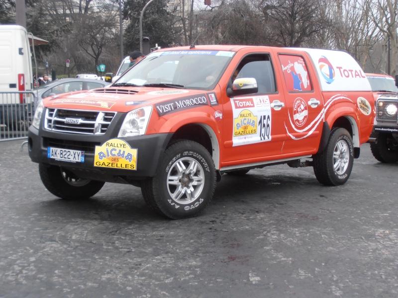 22ème Rallye Aïcha des Gazelles N°213 à surveiller P3170028
