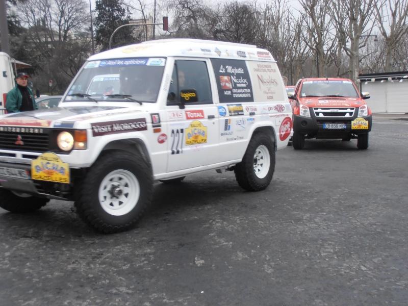 22ème Rallye Aïcha des Gazelles N°213 à surveiller P3170029