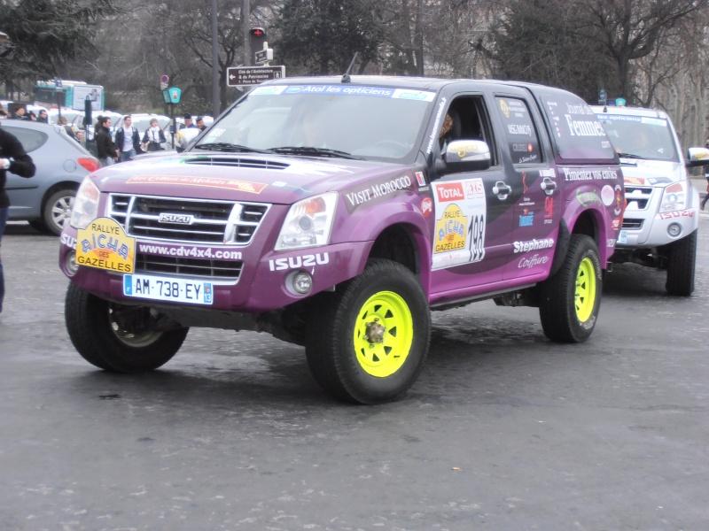22ème Rallye Aïcha des Gazelles N°213 à surveiller P3170031