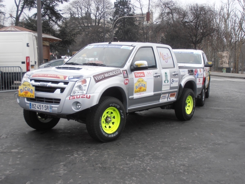 22ème Rallye Aïcha des Gazelles N°213 à surveiller P3170032