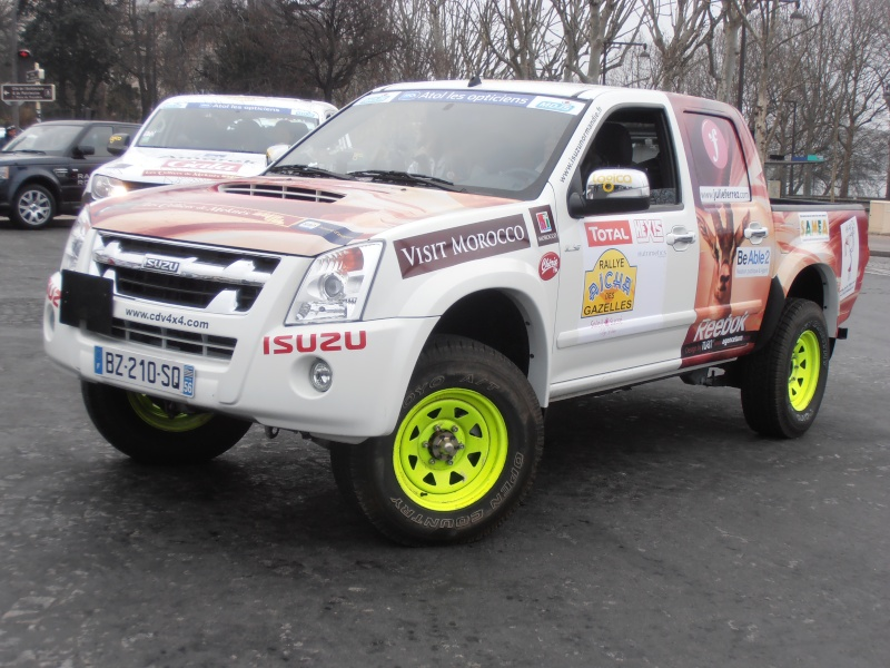 22ème Rallye Aïcha des Gazelles N°213 à surveiller P3170033