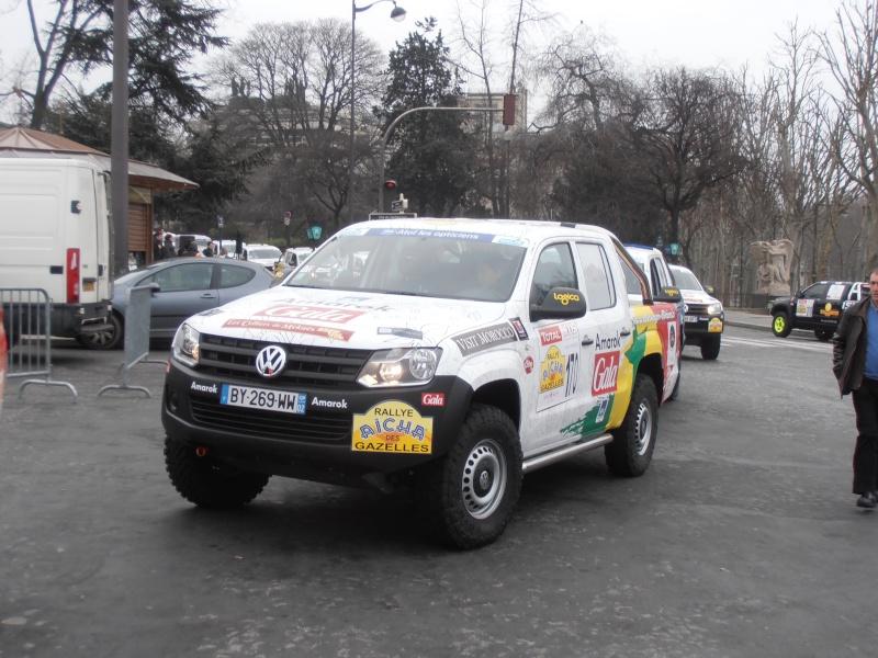22ème Rallye Aïcha des Gazelles N°213 à surveiller P3170035