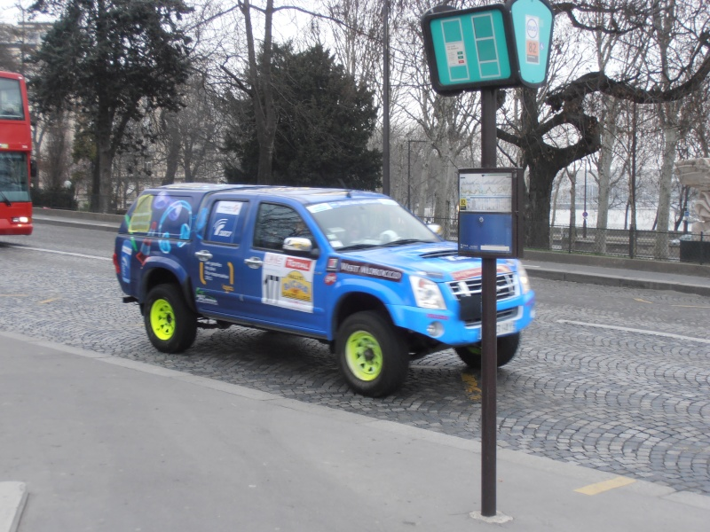 22ème Rallye Aïcha des Gazelles N°213 à surveiller P3170039