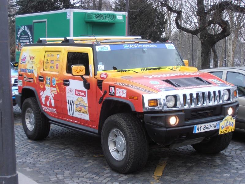 22ème Rallye Aïcha des Gazelles N°213 à surveiller P3170040