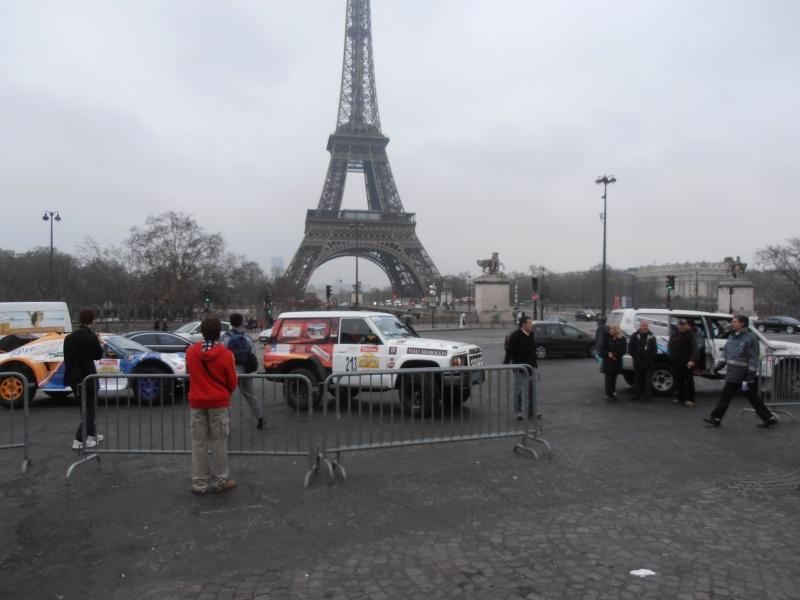 22ème Rallye Aïcha des Gazelles N°213 à surveiller P3170041
