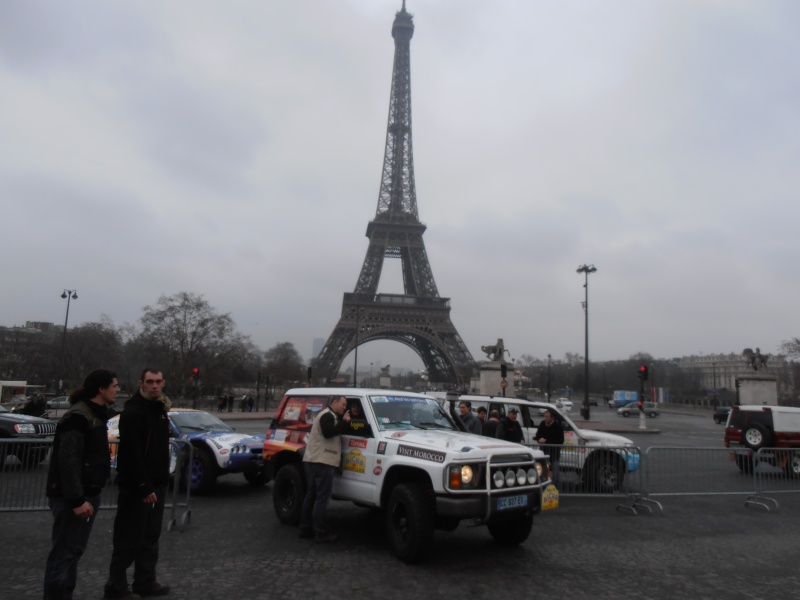22ème Rallye Aïcha des Gazelles N°213 à surveiller P3170042