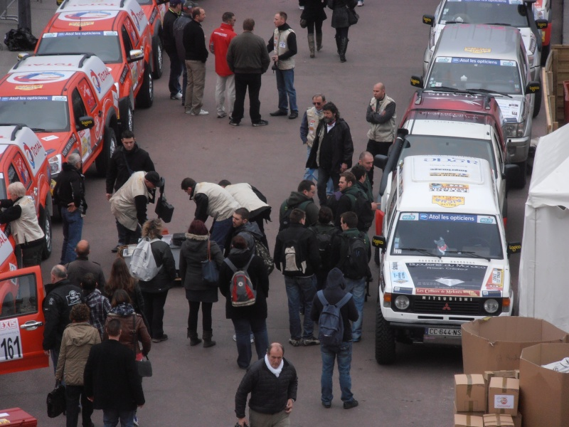 22ème Rallye Aïcha des Gazelles N°213 à surveiller P3170048