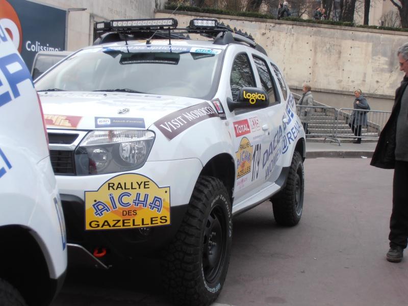 22ème Rallye Aïcha des Gazelles N°213 à surveiller P3170050