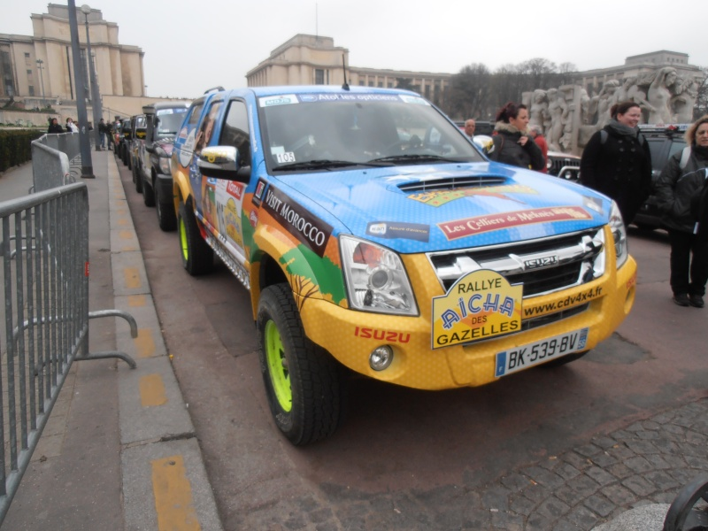22ème Rallye Aïcha des Gazelles N°213 à surveiller P3170051