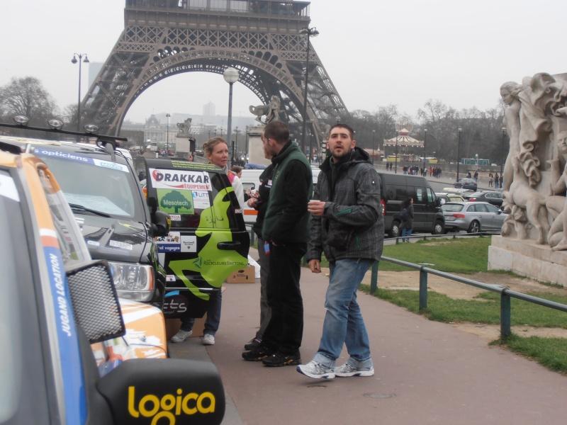 22ème Rallye Aïcha des Gazelles N°213 à surveiller P3170052