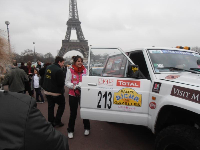 22ème Rallye Aïcha des Gazelles N°213 à surveiller P3170054