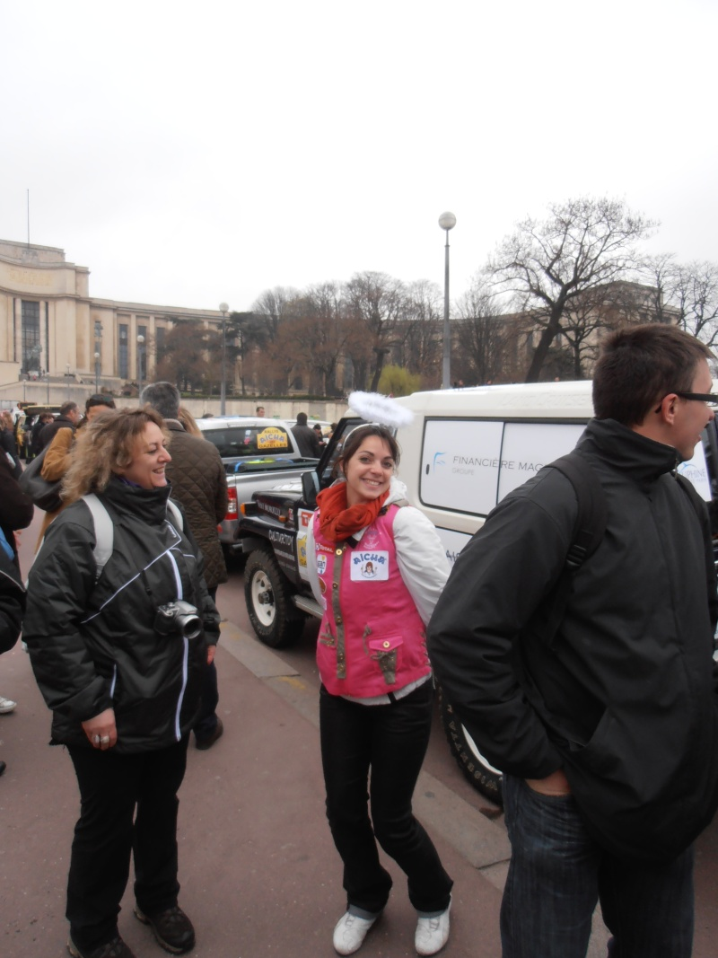22ème Rallye Aïcha des Gazelles N°213 à surveiller P3170055