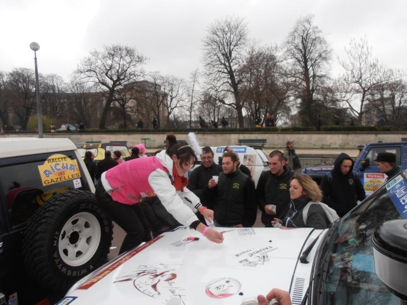 22ème Rallye Aïcha des Gazelles N°213 à surveiller P3170056