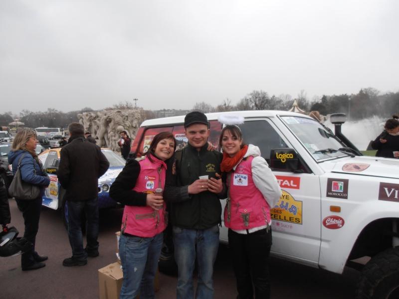 22ème Rallye Aïcha des Gazelles N°213 à surveiller P3170057