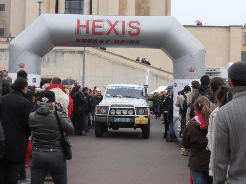22ème Rallye Aïcha des Gazelles N°213 à surveiller P3170061