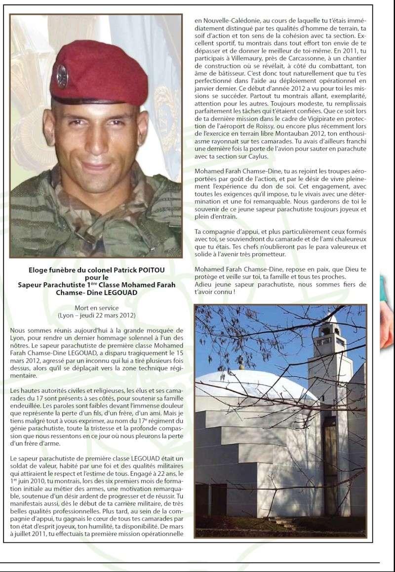 Montauban : 2 paras du 17e régiment du génie parachutiste assassinés et un grièvement bléssé.. - Page 5 610