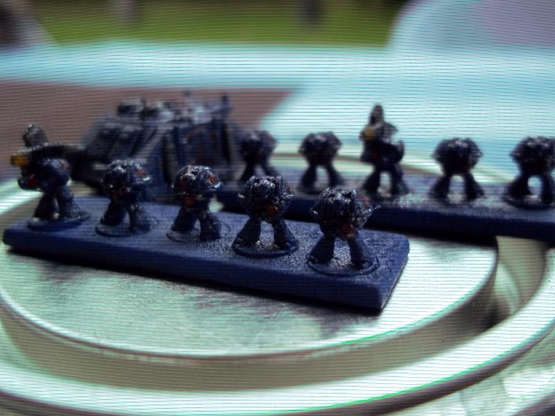 Projet rénovation de mes marines Squad10