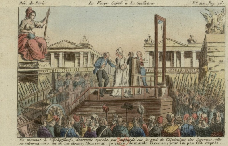 Marie Antoinette  conduite au supplice - Page 5 Captur15
