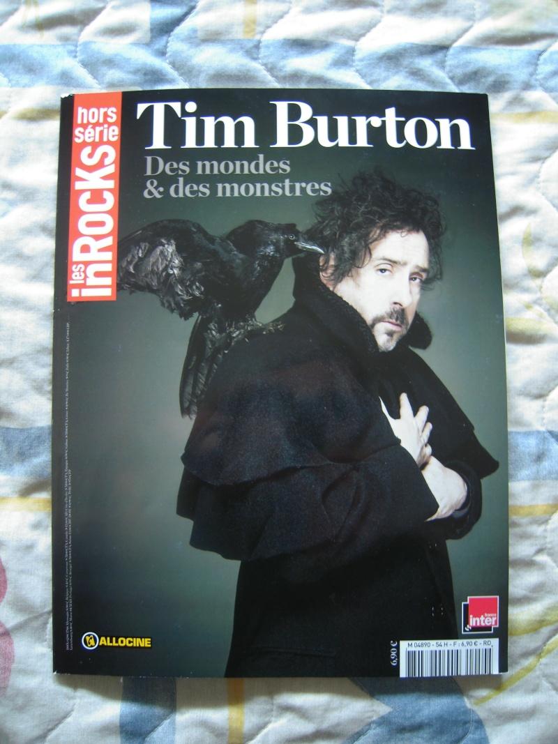 Inrocks HS Tim Burton Dscn1510