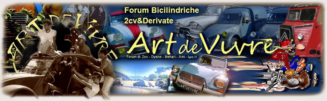 Forum di 2cv & Derivate