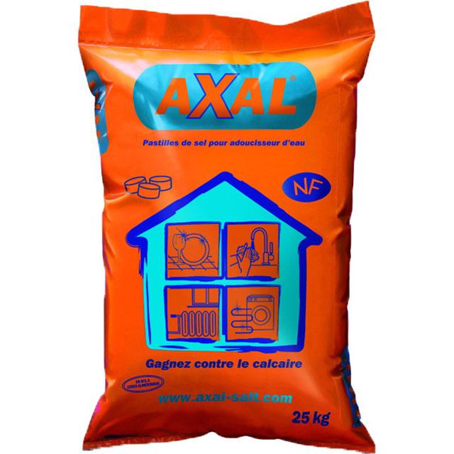 Mes parois et mes plastiques redeviennent toujours jaune Axal10