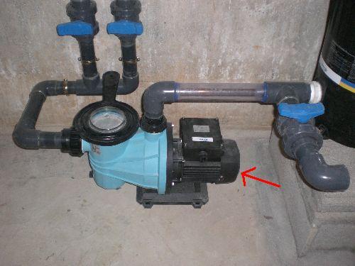 Pompe de filtration HS Pompe11