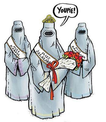 Polémique sur l'Islam - Page 6 Burka10