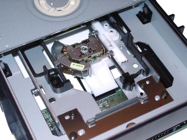 Perplessità sulle meccaniche CD di origine informatica Teac5210