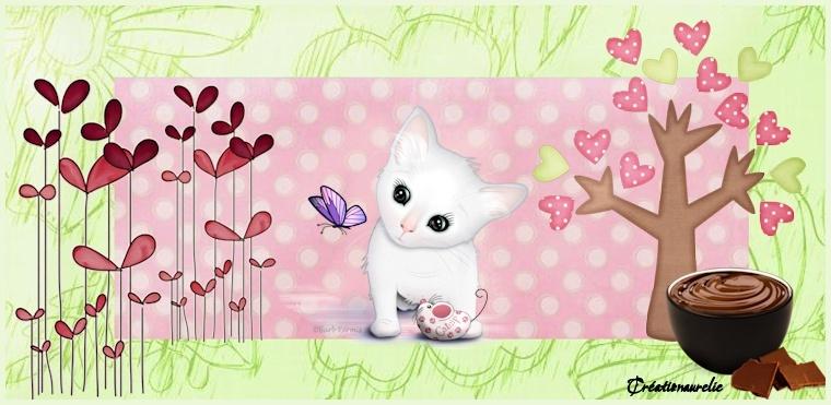 Le chat love Bannie34