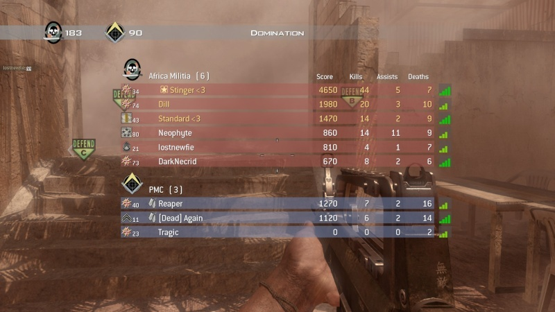 Good MW3 Scores First_10
