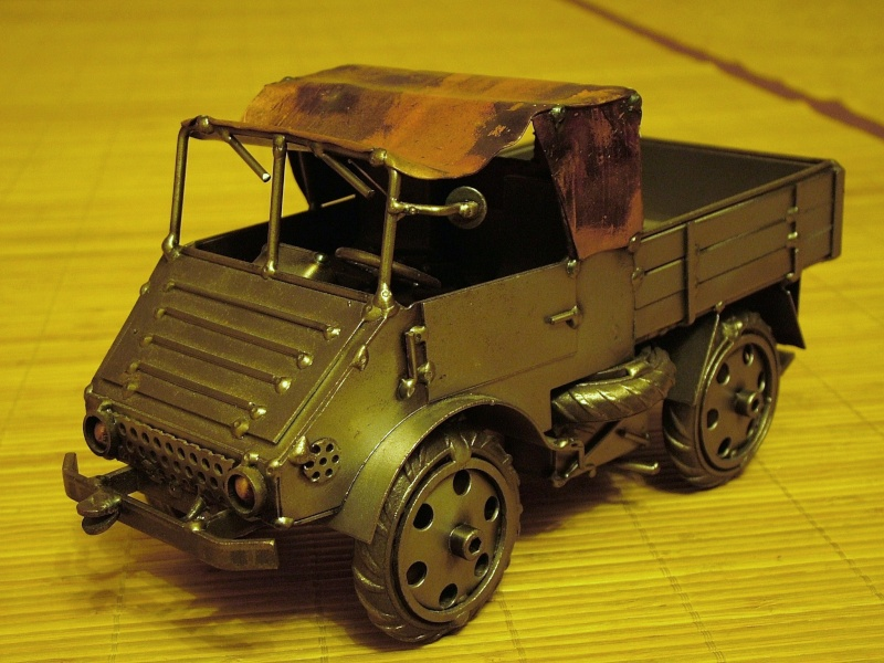 Unimog miniature Dscf8810