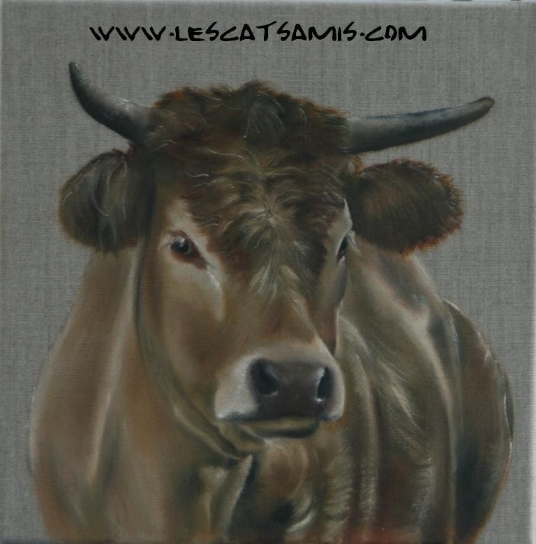 Cathy peintre animalier - Page 8 Blonde10