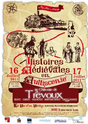 Festival médiéval à trévoux le 16 et 17 juillet 2011 Trevou10