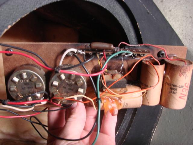Récupération et grosse remise en état d'une paire de L36. Dsc05913
