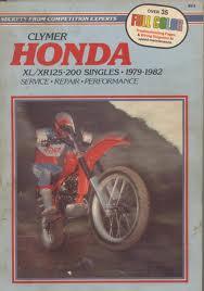 Revue technique Honda, RMT n°8 20 22 27 34 41 61 89 129 135 Clymer10