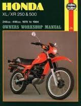 Revue technique Honda, RMT n°8 20 22 27 34 41 61 89 129 135 Haynes10