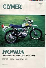 Revue technique Honda, RMT n°8 20 22 27 34 41 61 89 129 135 Slclym10