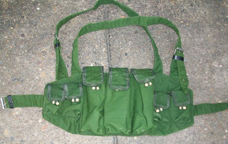 Afghan Made AK Chest Pouch 00123
