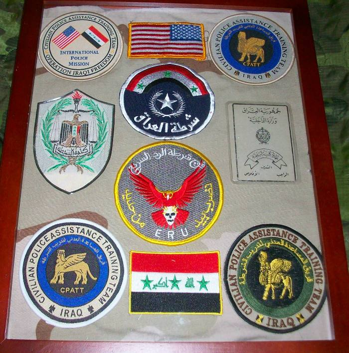 Iraqi Police Display 00233