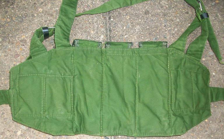 Afghan Made AK Chest Pouch 00321