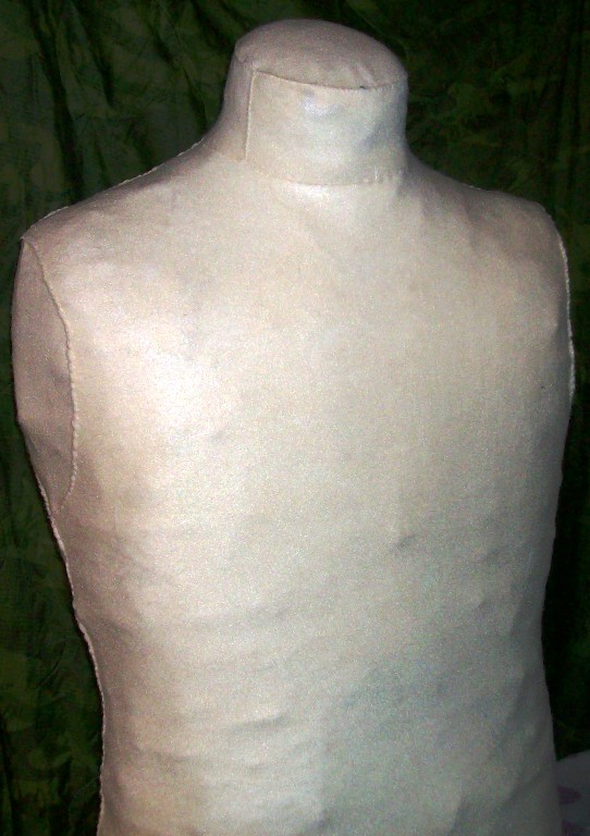 Making your own mannequins 00344
