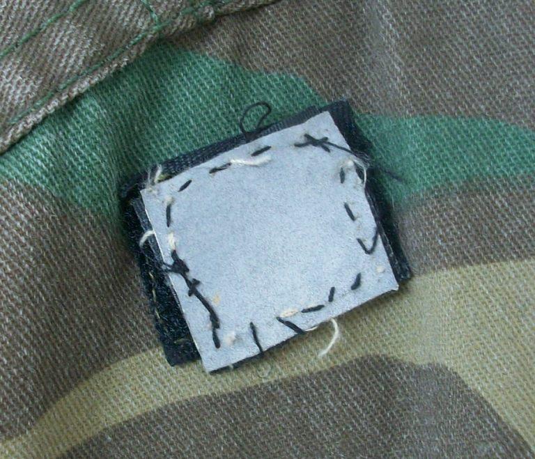 Afghan Terp Modified BDU  Jacket - Circa 2003 00424